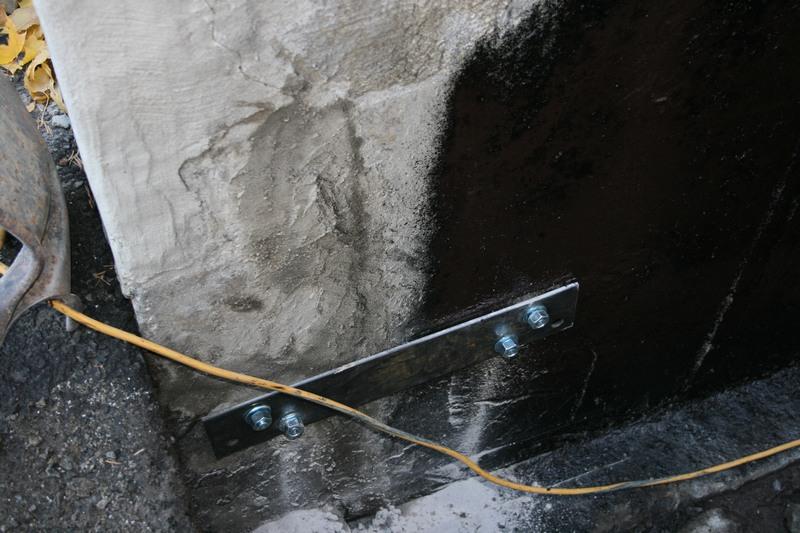 r paration de fissures de fondation ian k excavation inc. Black Bedroom Furniture Sets. Home Design Ideas